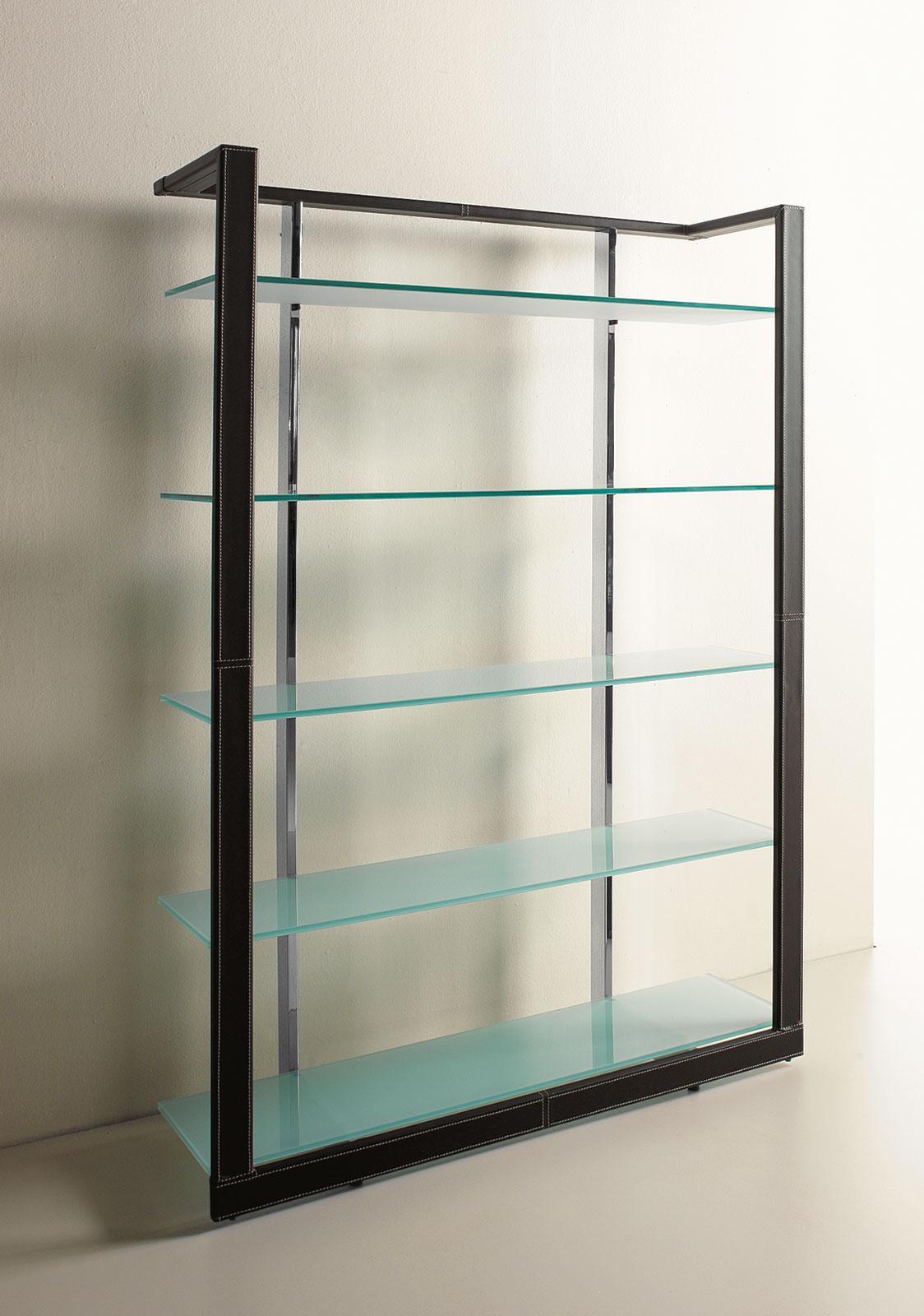 times biblioth que rev tue de cuir idd. Black Bedroom Furniture Sets. Home Design Ideas