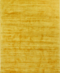 Hand made rectangular rug in a beautiful yellow shade. Several sizes are available. 100% viscose. Shop Online for the best rugs and carpets. Free shipment.