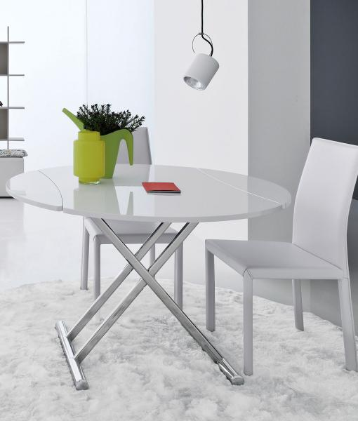 Up And Down Table Transformable