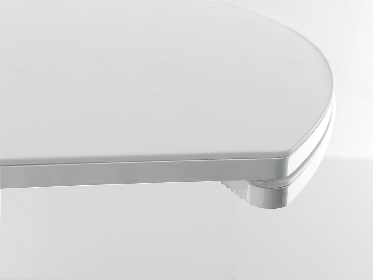 Up and Down table ronde transformable - maison bureau salon table basse réglable en hauteur