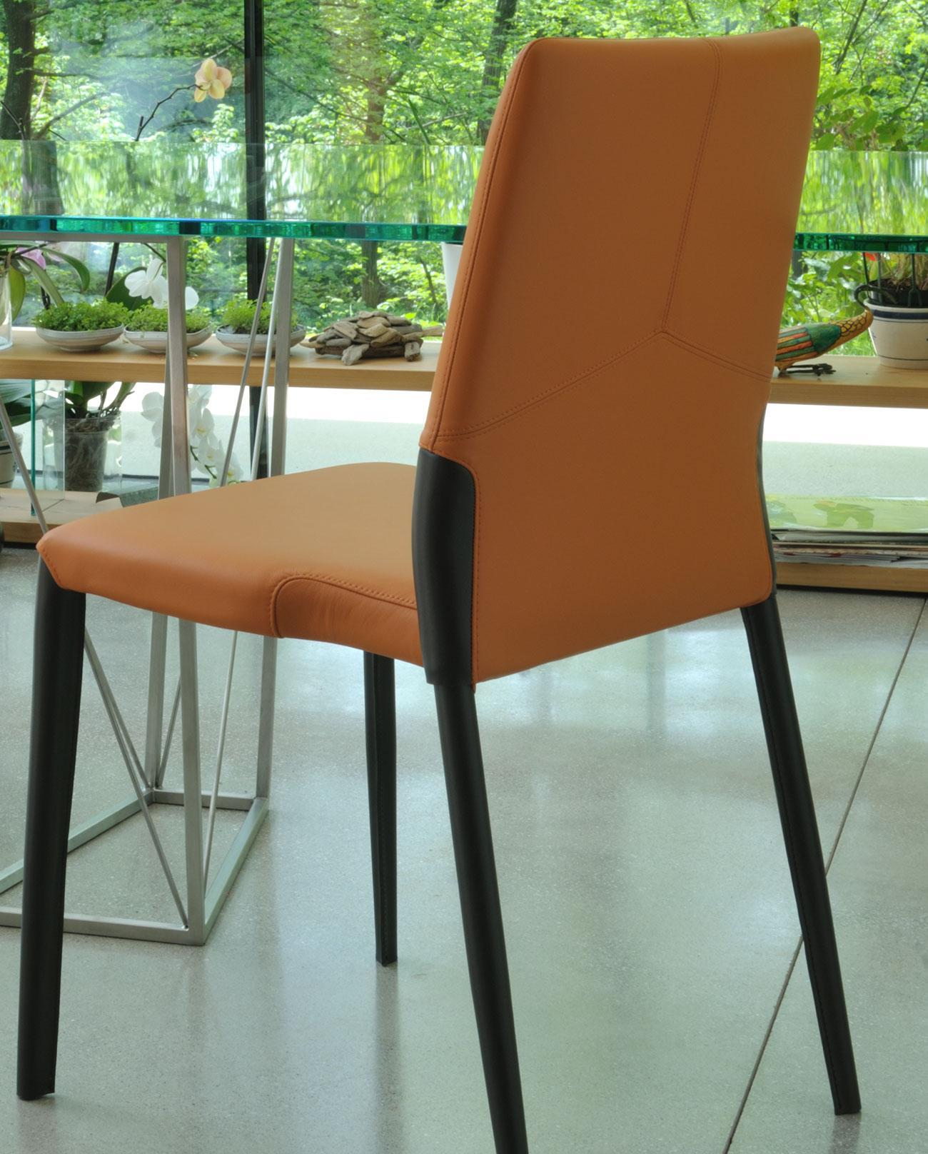 Sedie Design In Cuoio.Yard Sedia In Cuoio