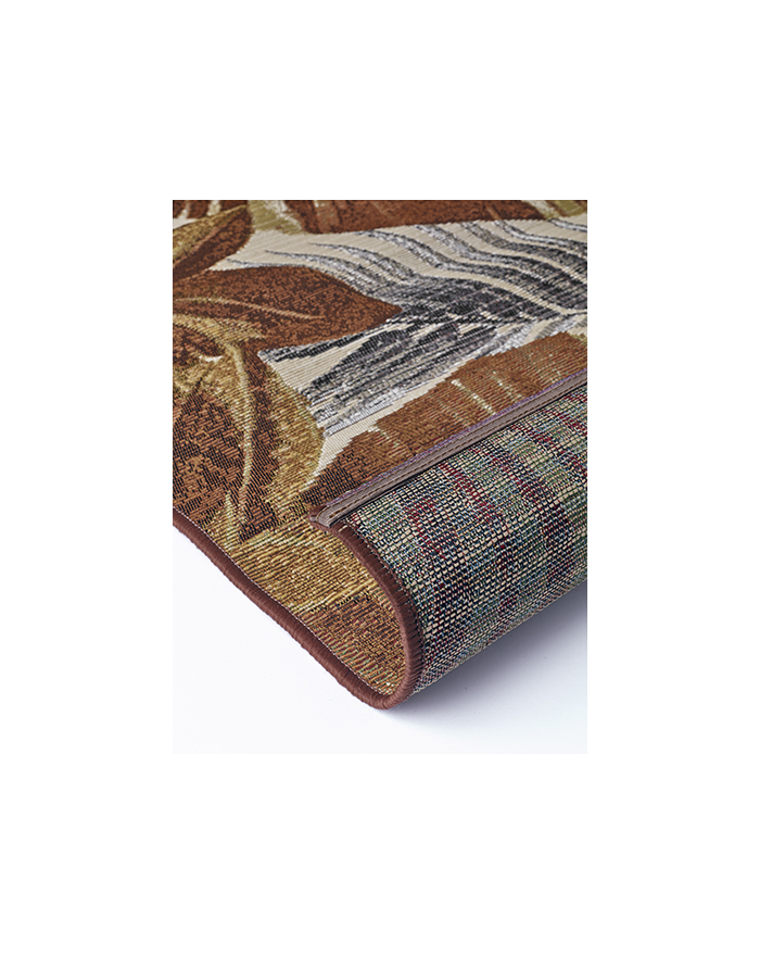 The perfect furniture complement for your garden, terrace or poolside. Our outdoor rectangular rugs draw a wild and exotic nature pattern. Free delivery.