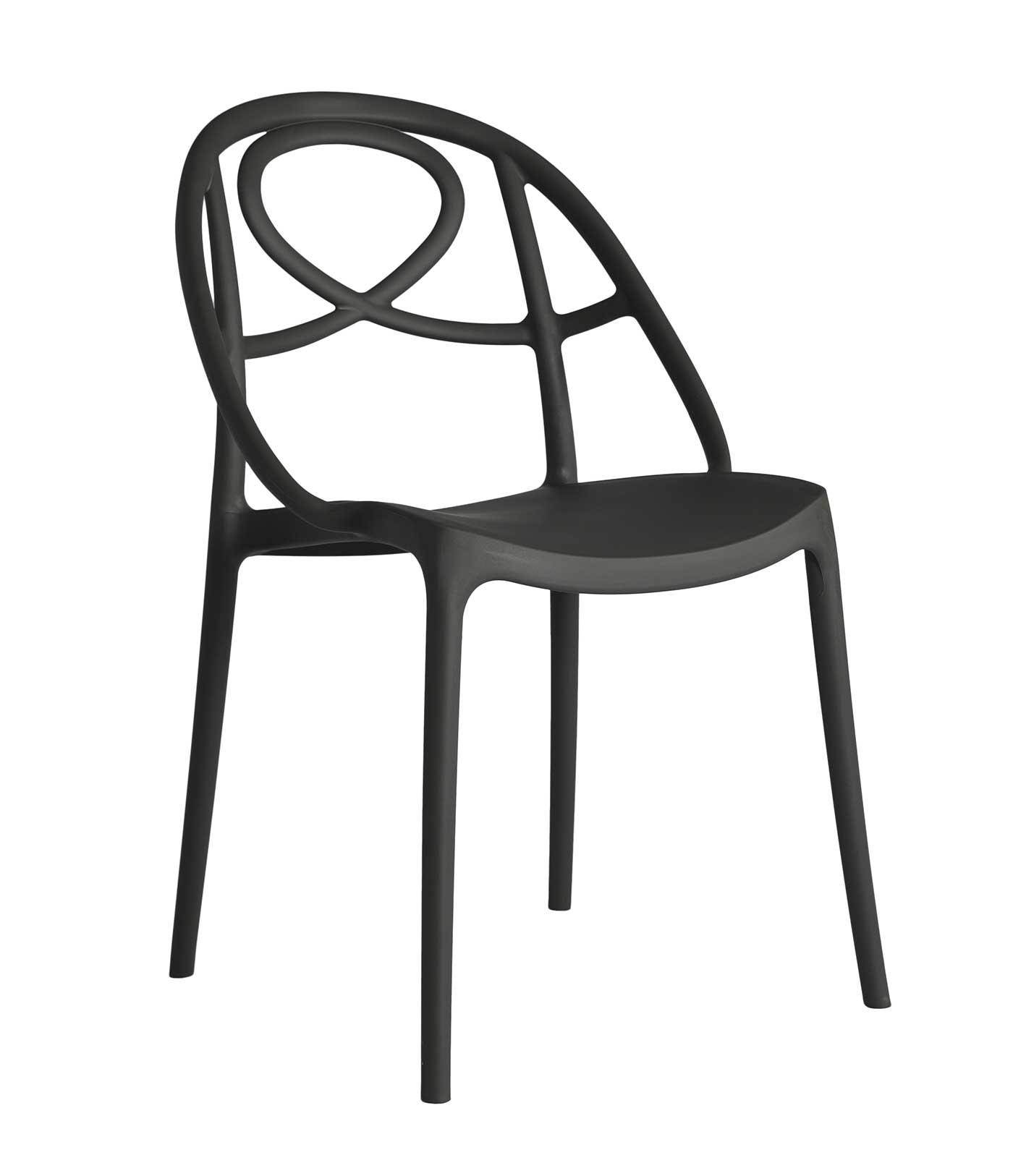 Arabesque is a polypropylene chair entirely handcrafted in Italy. This handcrafted polypropylene chair is perfect for any home, office or outdoor space.