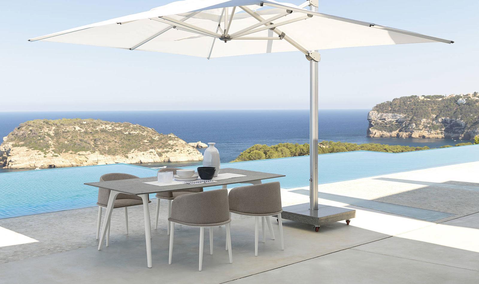 poltrona da esterno giardino made in italy design prezzi arredamento casa moderno alberghi hotel ristorante lusso marco acerbis sedia da pranzo rossa yacht