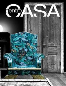 copertina GENNAIO 2015 Dentro Casa magazine Italy Dream Design