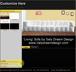 doogma rendering Italy Dream Design