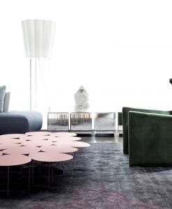 tavolino salotto basso metallo divano da fumo arredamento casa ufficio on line moderno di lusso 2015 design web made in italy originale