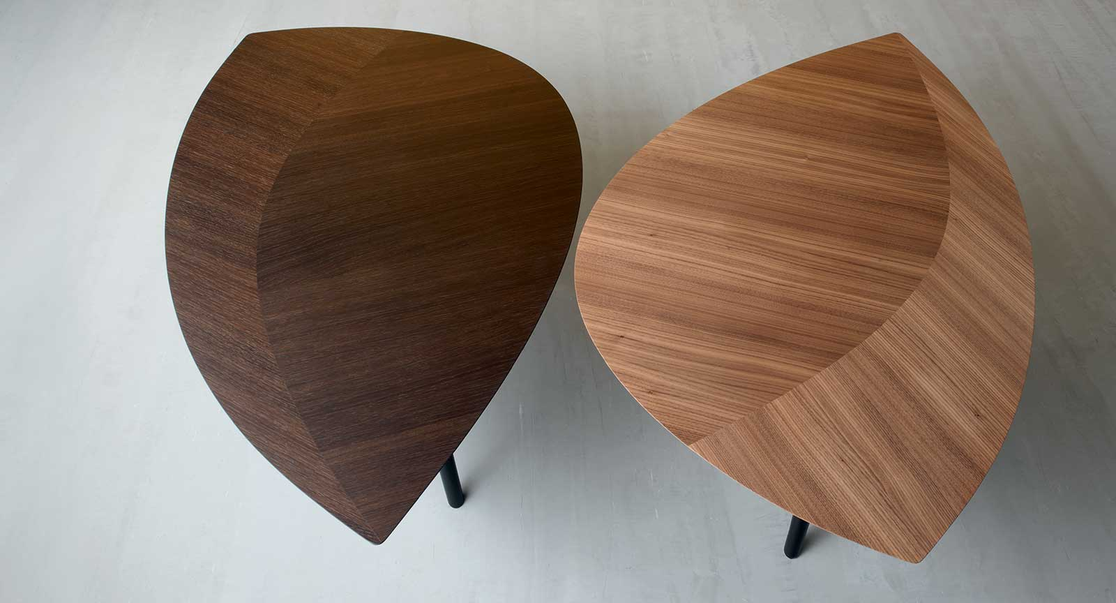 Foglia Contemporary Leaf Shaped Coffee Table Shop Online