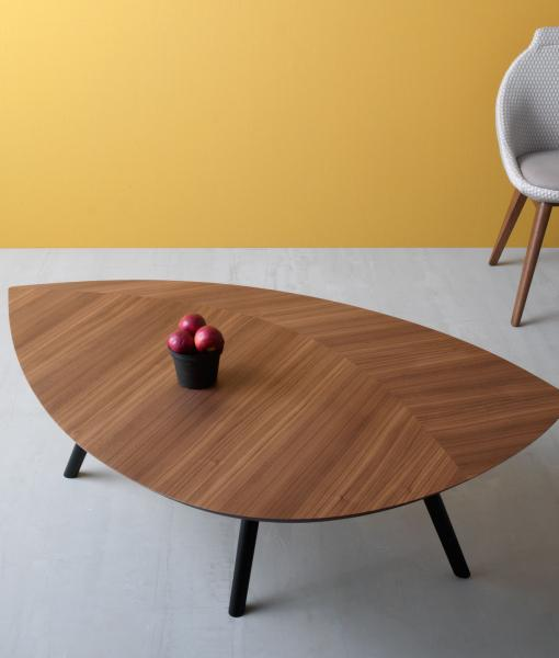 Foglia Table Basse Contemporaine