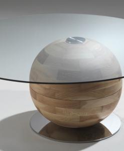 arredamento casa ufficio on line moderno di lusso 2015 design inspiration web made in italy tavolo vetro temperato cristallo trasparente prezzi rotondo