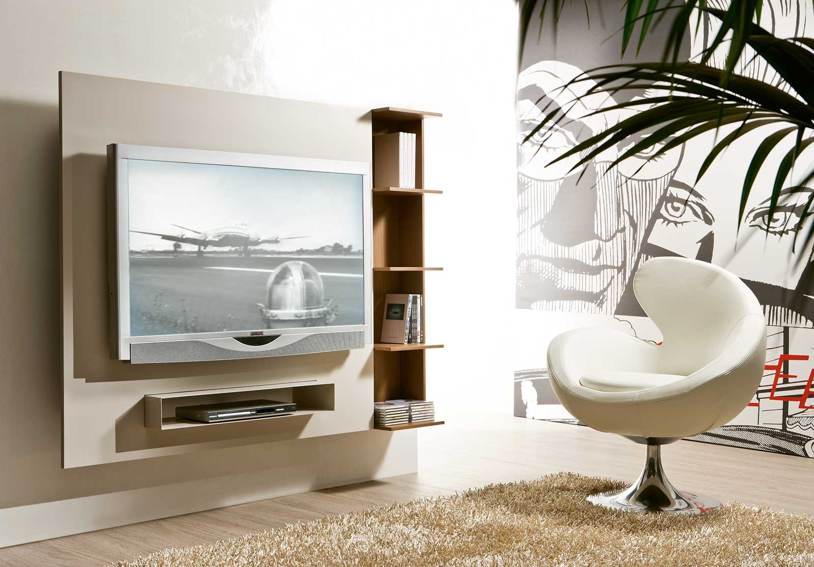 Gordon mobile porta TV - Italy Dream Design