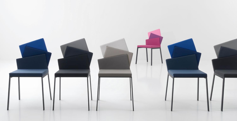Chaises de salle manger design vente en ligne italy dream design - Chaise de bureau originale ...