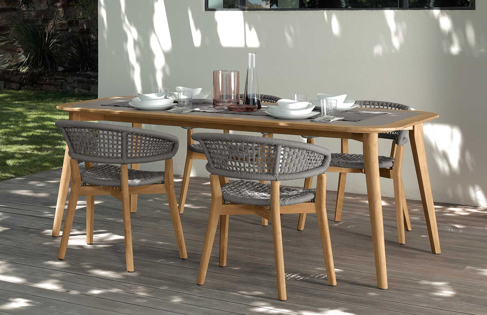 Mobili Da Esterno Design : Lem sedia da esterno italy dream design