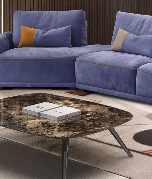 Marbella Luxury Marble Coffee Table