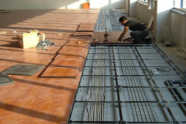 Pavimenti galleggianti Prismac - Italy Dream Design