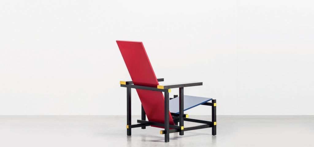 Museo del design 1880-1980 redblue