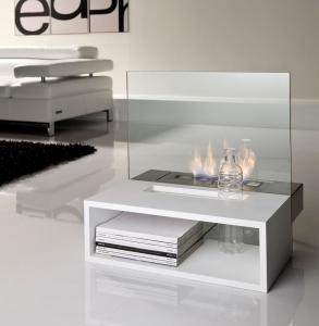 arredamento casa / ufficio on line moderno di lusso 2015 design inspiration web made in italy camino bioetanolo senza canna