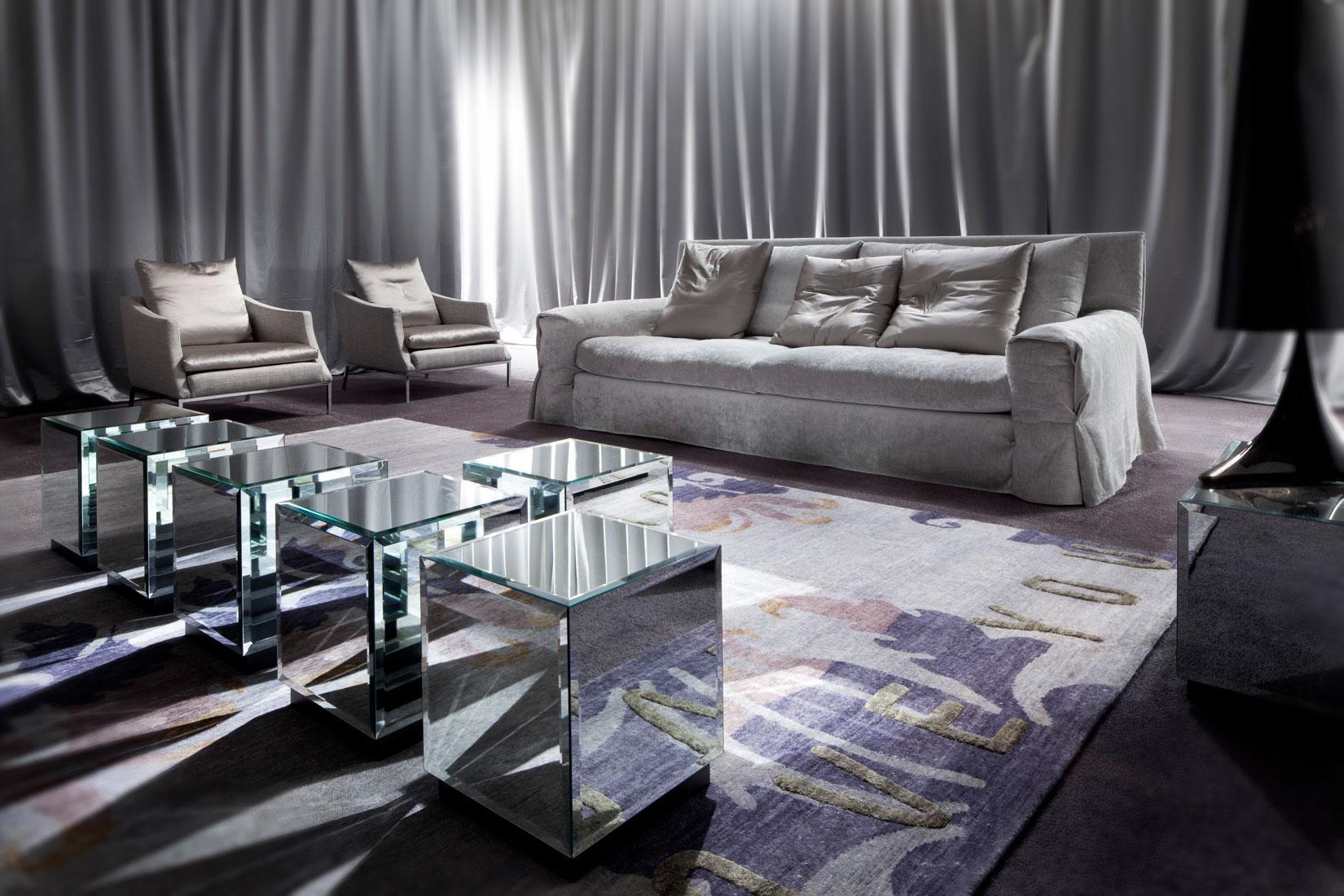 riflesso table basse idd. Black Bedroom Furniture Sets. Home Design Ideas