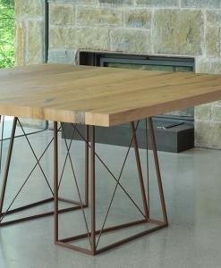 tavolo briccola bricola Venezia legno prezzi rettangolare arredamento da pranzo on line moderno di lusso 2015 design inspiration made in italy quadrato