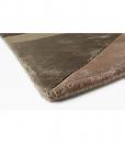 Tappeto asimmetrico originale di alta qualità, in lana e viscosa. Vendita online di tappeti moderni e design, motivi geometrici. Consegna gratuita.