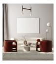 Tappeto in Tencel colore beige. Quadrato o rettangolare, motivi geometrici moderni e design. Alta qualità. Vendita online e consegna a domicilio.