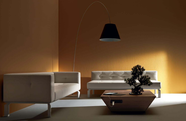 Tavolino prismo quadrato - Italy Dream Design