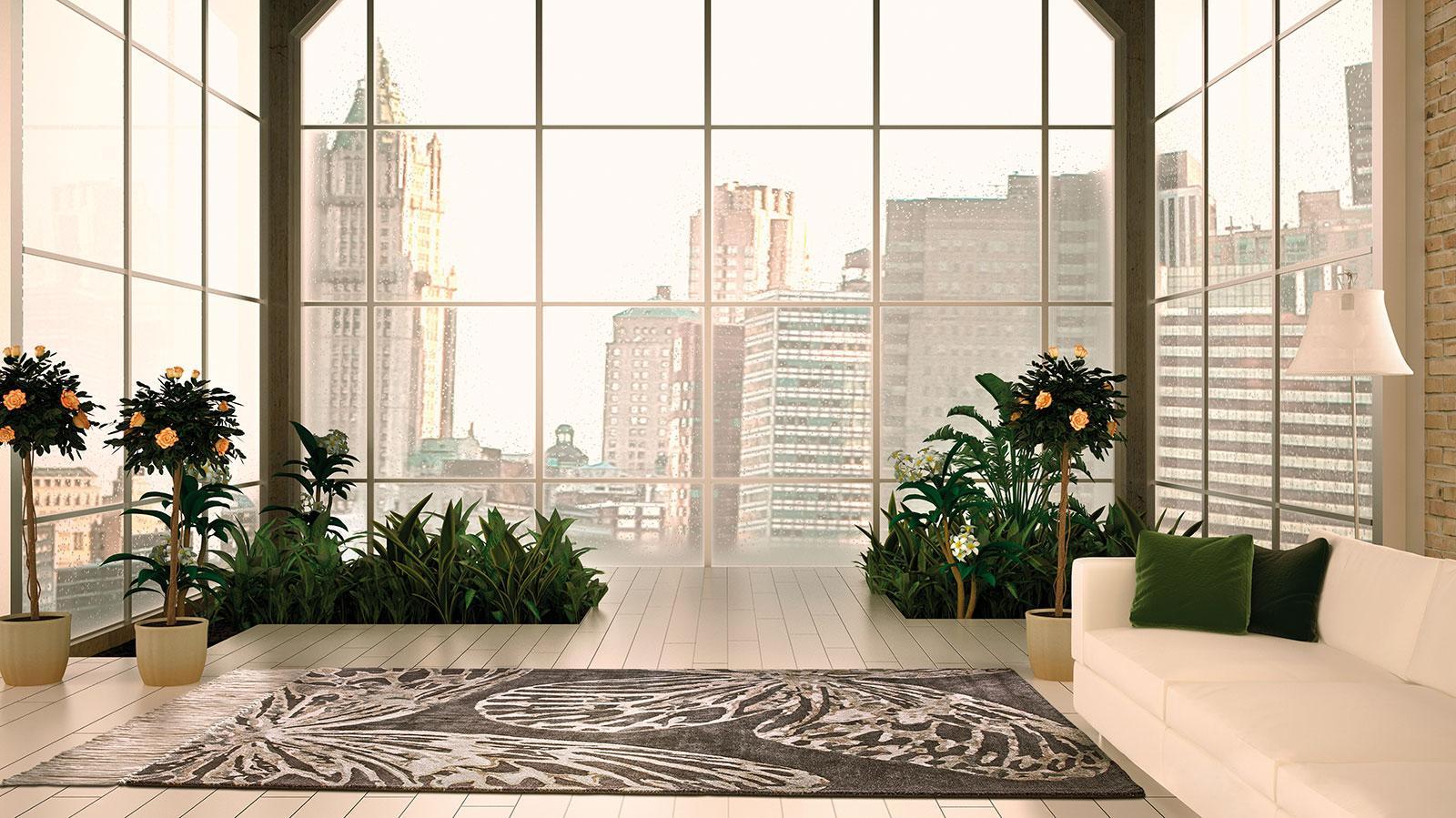 Victoria tapis contemporain idd for Tapis italien design
